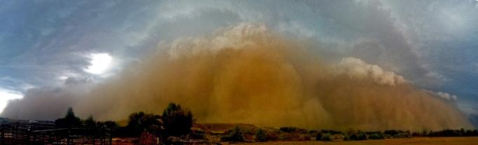 Storm Last Chance Road